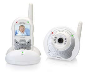 Switel Babyphone BCF 805 mit Video Kamera Überwachung