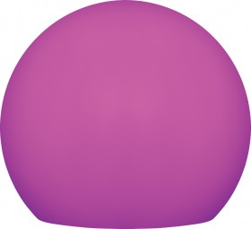 TELEFUNKEN Solar-Gartenleuchte 30 cm Ball Connectivity