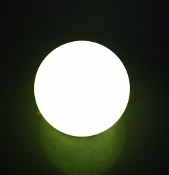Solar-Gartenleuchte 20 cm Ball