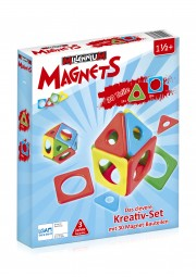 Millennium Magnets Bau-Set 30 Teile Basic