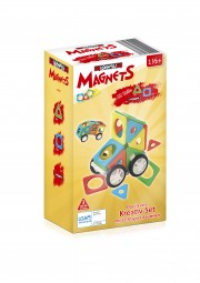 Millennium Magnets Bau-Set 22 Teile Cars