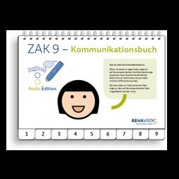 ZAK 9 Kommunikationsbuch für Kinder Audio-Edition