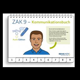 ZAK 9 Kommunikationsbuch für Herren Audio-Edition