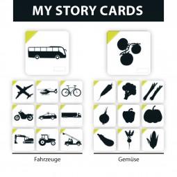 My Story - Erweiterung Fahrzeuge/Gemüse