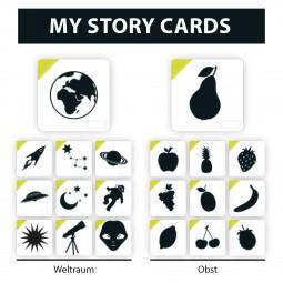 My Story - Erweiterung Weltraum/Obst