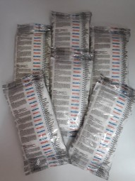 Nachfüllpackungen für Raumentfeuchter 6 x 1 kg