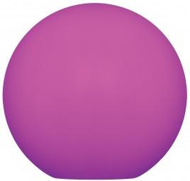 Solar-Gartenleuchte 30 cm Ball