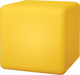 TELEFUNKEN Solar-Gartenleuchte 30 cm Cube