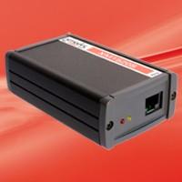 Analog Box Modem V.92 6-36V, incl. cables, packed